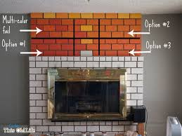 this sorta old life family room fireplace