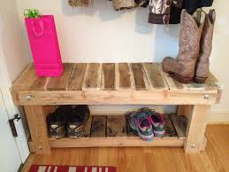 Image of: Build Entryway Shoe Storage
