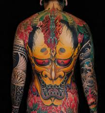 тату японская тематика японские татуировки и их значение