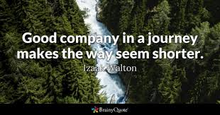 Good Company Quotes Fascinating Good Company Quotes BrainyQuote