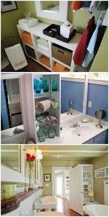 30 diy bathroom storage ideas. 30 brilliant bathroom organization and storage diy solutions diy ideas