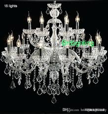 18 light chandelier savoy house 1 light