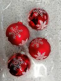Brubaker Jutekugeln Weihnachtskugeln Christbaumschmuck