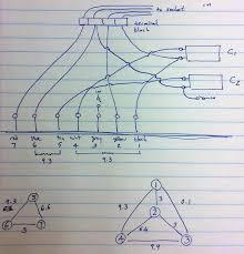 dual voltage motor wiring diagram wiring diagram technic dual voltage motor wiring diagram