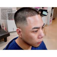 Short cropped hair with fade. 100 Inspiring Korean Men Haircut Ideas Korean Short And Long Hairstyles