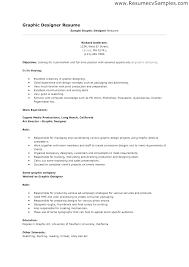 Graphic Design Resume Sample Graphic Web Designer Resume Best Of ...