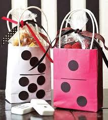 bunco gift bags