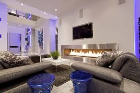 Ultra Modern Home Remodeling Ideas To Decorate Living Room With Dark Grey  Fabric Sectional Sofas Combined