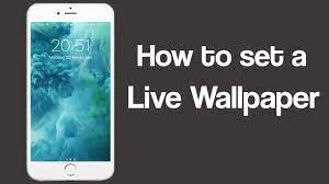 How To Set Live Wallpaper on iPhone 11 ...