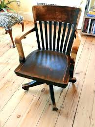vintage wooden office chair. Vintage Wooden Office Chair Wood Desk Awesome Inspirational