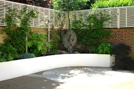 Small Picture Low Maintenance Garden Ideas Part Patio Landscaping On A Budget