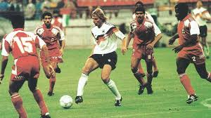 Uaes Match Against West Germany At Italia 90 Remains A