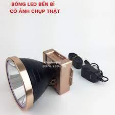 Đèn pin đội đầu cao cấp chống nước siêu sáng Mã 004 Pin bền bỉ