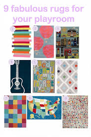 9 fabulous area rugs for your playroom big city moms