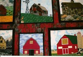 Barn Quilt Pattern ( to quilt, not to paint on barn) & Barn quilt. Name: Attachment-131306.jpe Views: 6145 Size: 62.6 KB Adamdwight.com