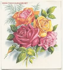 Resultado de imagen de preciosas postales de flores