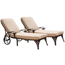 lounge chair outdoor patio