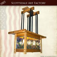arts and crafts lighting uk style fixtures craftsman table lamps rustic movement