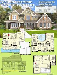 full home plans craftsman style house