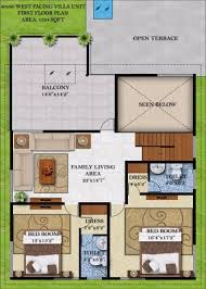 40 x 60 house floor plans india new 22 awesome west facing house plans for 60