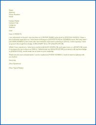 General Cover Letter For Job Fair General Job Cover Letter Sample Resume Cover Letter Job Fair General 14
