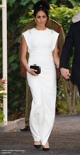 Don O Neill Designer Dresses Mad About Meghan Duchess Meghan In Stunning Theia Gown