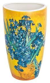 <b>Ваза Elan</b> gallery Ирисы в вазе (420256) — купить по выгодной ...