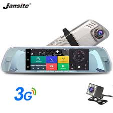 "<b>Jansite 3G 7</b>"" <b>Touch</b> Screen Dash Cam Android 5.0 Car DVR GPS ..."
