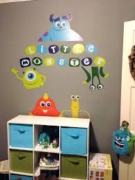 baby nursery monsters inc baby nursery monster bedding set crib truck cookie mo