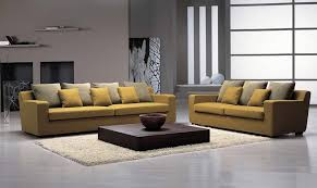 images of modern furniture. Furniture, Modern Furniture Stores Yellow Sofa And Cushion White Carpet Table Floor Images Of T