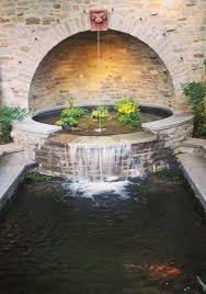 Grotto Design With Pond Grotto Fountain Concept Motor Court Garden Pond Design