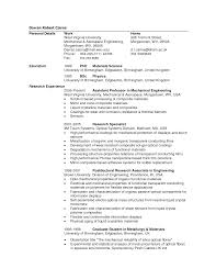 sample resume for engineers civil top mechanical design - Sample Aerospace  Engineer Cover Letter