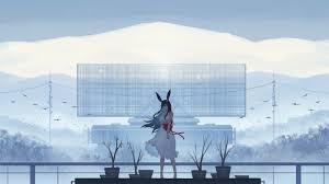 Anime Girl In White Dress, HD Anime, 4k ...