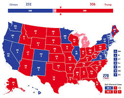 Us Presidential Election Chart Top 23 Maps And Charts That Explain The Results Of The 2016