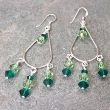 emerald chandelier earrings emerald crystal chandelier earrings emerald colored chandelier earrings