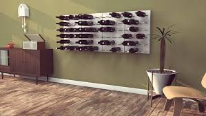Best 25 Contemporary Wine Racks Ideas On Pinterest Contemporary Pertaining  To Contemporary Wine Rack Prepare ...