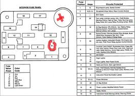 2001 ford e150 fuse diagram anything wiring diagrams \u2022 Ford E 150 Year 2005 at Fuse Box For Ford E 150 2001