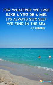 Sea Quotes Fascinating Live In The Sunshine Quotes About The Sea The Rebel Chick