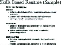 Sample Resume Qualifications List Resume Skill Examples Astonishing