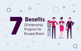 Seo Interns 7 Benefits Of Internship Program For Escape Room Escape