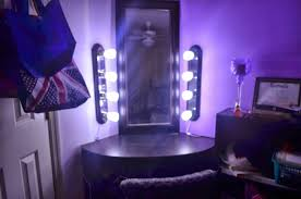 Bedroom Vanity With Lights Guides Installation — Aricherlife Home Decor