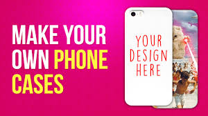 Make Your Own Case Design 2 Ways To Make Your Own Phone Cases Personalized Phones Case