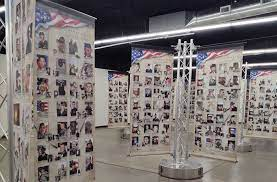 """""""Remember Our Fallen"""" traveling memorial comes to Marlin"""