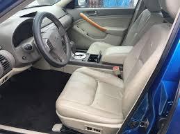 2003 infiniti g35 sedan 4dr sedan automatic w leather 16101159 18