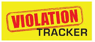 violation tracker