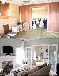 Decorating Old Houses Dark And Outdated To Bright And Fresh Lovely Home Pinterest