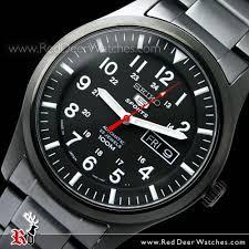 buy seiko 5 military automatic 100m all black mens watch snzg17 seiko 5 military automatic 100m all black mens watch snzg17 snzg17j1
