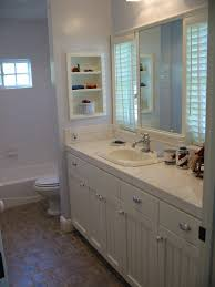 Inspiration For A Beach Style Bathroom Remodel In Los Angeles