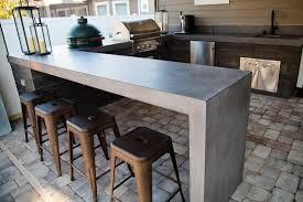 concrete commander florida concrete outdoor kitchen