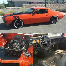 Special Mission: Ryan Lowe's 1973 Chevrolet Camaro Z/28 ...